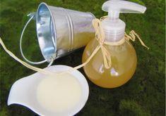 Recette : Gel douche tout doux au Lait de Jument - Aroma-Zone Diy Beauty, Soap, Personal Care, Cosmetics, Bottle, Oil, Natural Cosmetics, Homemade, Goat Milk