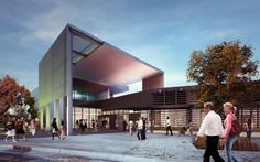 Olson Kundig Architects' renovations for Tacoma Art Museum to begin in late October | Bustler