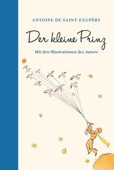 Der kleine Prinz Nikol Classics : mit den farbigen Illustrationen des Autors: Amazon.de: Antoine de Saint-Exupéry: Bücher