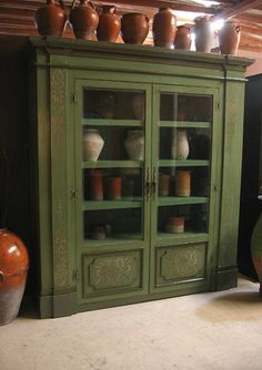 painted mexican furniture | ... display or storage cabinet. Hand painted details and antique finish Painting Antique Furniture, Antique Paint, Rustic Furniture, Painted Furniture, Mexican Furniture, Mexican Home Decor, Mexican Style, Tole Painting, Interior Paint