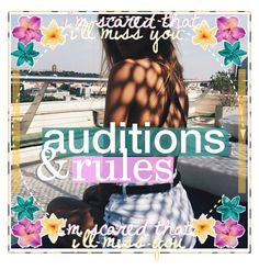 """""""☼; auditions & rules"""" by ocean-clique-xo ❤ liked on Polyvore featuring Shay, Luli, men's fashion, menswear and madebyhannahe"""