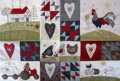 Time to Stitch: Anderson's Farm