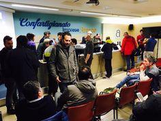 14/3/2016. Photofocus Confartigianato. Workshop Expo promosso dall'Associazione Fotografi in collaborazione con Estron Italia