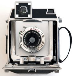 Linhof Super Technika #vintage #camera