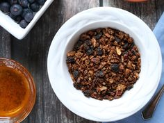 Totally Nutty Granola