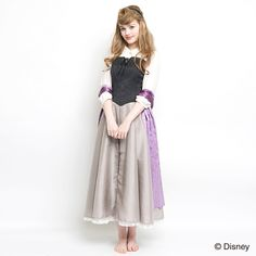 Rakuten - [Once upon a dream Dress (Sleeping Beauty ver)] [7/14 18:00 to order reservation start] [secret honey] [Disney collection] [Rakuten mail order limited] [Halloween] [dress] [Sleeping beauty] [Princess Aurora] [Bryher Rose]: SecretHoney by HoneyBunch