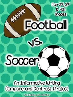 informative speech on football The game of football is something that is very intriguing most people think that it's a only a game of super star athletes and hard hitting little do they know there is much more to this game.