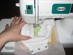 Machine Applique and Embroidery Tutorial (using an embroidery machine) - Cloth Diapers & Parenting Community - DiaperSwappers.com