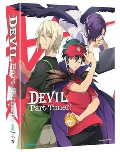 Devil Is a Part Timer: Complete Series [Blu-ray] Funimation Prod http://www.amazon.com/dp/B00JKT6VVY/ref=cm_sw_r_pi_dp_-s9Fub18KZFE9