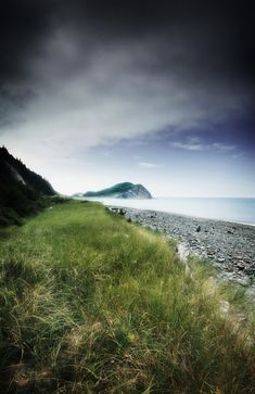 Cabot Trail Nova Scotia Canada - Nature Photography - Landscape Photography - Beach Photo - 8x12 Print - Cabot's Dream