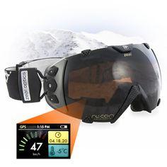 Zeal Optics GPS Goggles at Firebox.com,  £382.49