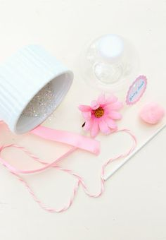 Fairies Fairies Everywhere Week: DIY Fairy Dust