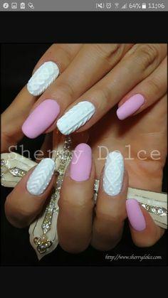 Pink & white 😍👣