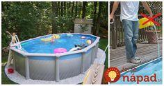 Nechcete do bazénu liať litre chémie? V tom prípade je tento nápad určený práve pre vás! Tub, Outdoor Decor, Gardening, Home Decor, Chemistry, Homemade Home Decor, Bath Tub, Garten, Lawn And Garden