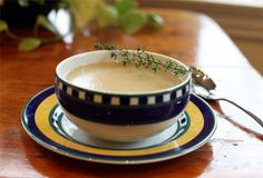 Roasted Garlic and Potato Soup | Kosher Scoop  Have not tried this recipie yet...looks yummy.