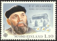 F-E-Sillanpaa-1980. Finnish author