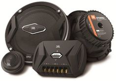 JBL GTO609C Premium 6.5-Inch Component Speaker System - Set of 2 :: Infinity Component Speakers