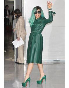 2011 - Lady Gaga's Wild Style