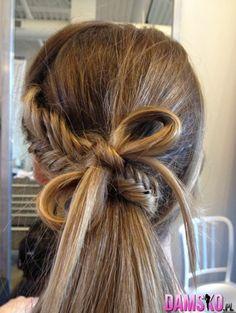 fishtail bow