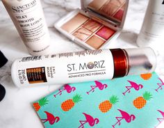 All-Year Round Glow with St. Moriz 5 in 1 Tanning Mousse – Heather Lee