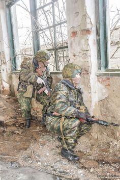 Russian spetsnaz in chechenya