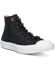 0e33b503c1c3 CONVERSE Converse Men s Chuck Taylor All Star II Hi Shield Casual Sneakers  from Finish Line.