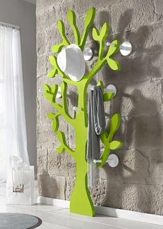 Garderobe «Boom» groen bestel online - bonprix.nl