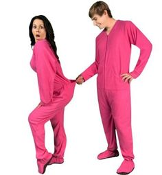 Hot Pink Onsies for Adults :)