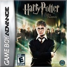 Harry Potter and the Order of the Phoenix. An ok game.