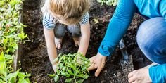 5 ways to get children into gardening