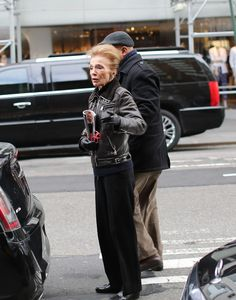 Old is the new gold (часть Advanced Style, Street Snap, Look Younger, Aging Gracefully, Have Fun, Nyc, Punk, Leather Jacket, Glamour