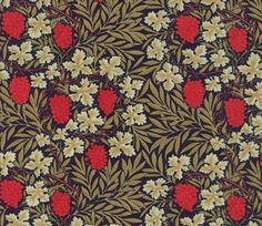 17 Best Arts Craft Movement Images Textile Design Wall Papers