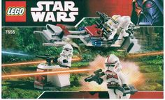 Star Wars - Clone Troopers Battle Pack [Lego 7655]