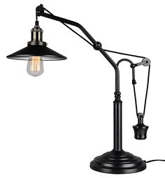 LAMPE DE TABLE SIMPLE VALENCE | Code BMR :049-4184