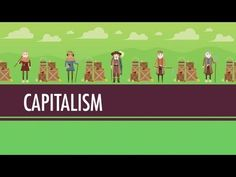 In which John Green teaches you about capitalism and socialism in a way that is sure to please commenters from both sides of the debate. Learn how capitalism arose from the industrial revolution, and then gave rise to socialism. Learn about how we got from the British East India Company to iPhones and consumer culture in just a couple of hundred...