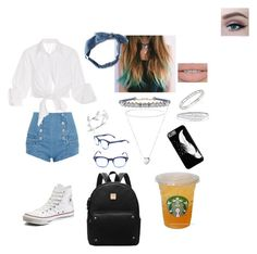 """""""Ali"""" by markiplierismyking ❤ liked on Polyvore featuring Pierre Balmain, Johanna Ortiz, Converse, Humble Chic, American Eagle Outfitters, Messika, Stephen Webster, Links of London, Anne Sisteron and Corinne McCormack"""