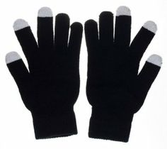 Smart Phone Touch Screen Compatible Winter Magic Gloves for Men for iPhone, iPad, Samsung Note, Samsung Galaxy, Xoom, Kindle Fire, Droid, Blackberry, Etc NYGiftStop Gloves. $1.19
