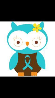 PCOS awareness cute tattoo idea