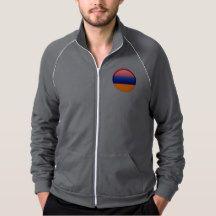 Armenian Flag Jacket