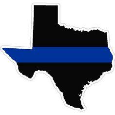 Texas Thin Blue Line