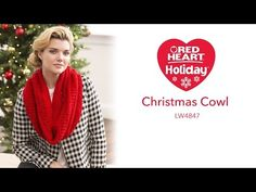Christmas Cowl Knit