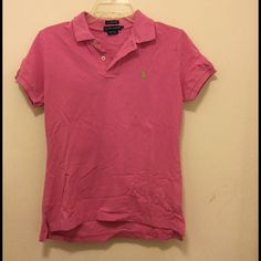 Ralph Lauren skinny fit stretch polo shirt Excellent used condition Ralph Lauren Tops