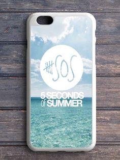 5 Second Of Summer Blue Sea iPhone 5|C Case