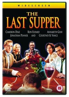 "The Last Supper (1995) Poster - ""Twisted suspense thriller!"""
