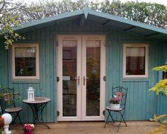 shedgarden studio artist studios studio and gardens - Garden Sheds Nottingham