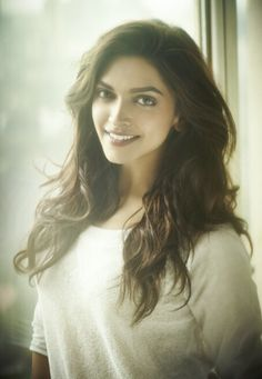 Deepika Padukone ♡♡♡ and her hair is always flawless!
