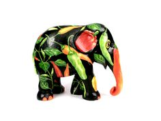 Elephant Parade » Pepper Elephant Parade »  By Ekkawin Mahaek