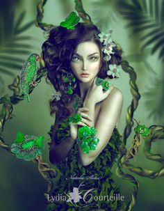 Lydia Courteille: Un Mundo Lleno de Fantasía - Tendencias en Joyería