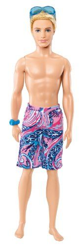 Mattel Barbie Ken Beach Doll X9602 Colour and Styles may Vary (Barcode EAN = 0746775181369). http://www.comparestoreprices.co.uk/barbie-dolls/mattel-barbie-ken-beach-doll-x9602.asp