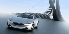 Peugeot SR1 - Architecture by Romain Bucaille, via Behance